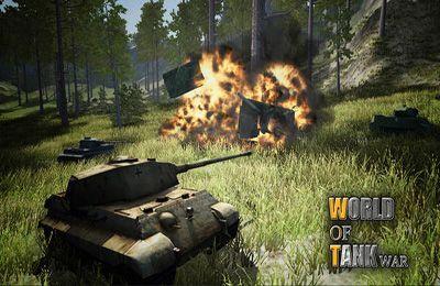 Welt der Panzerkriege für iPhone