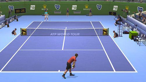 Simulator-Spiele: Lade Tennis Welttour: Der Weg zum Finale auf dein Handy herunter