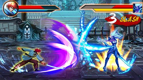 Combat Samurai fighting: Shin spirit pour smartphone