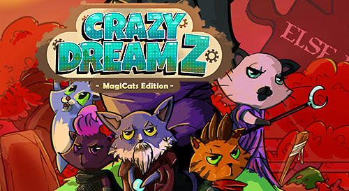 Crazy dreamz: Magicats edition Screenshot