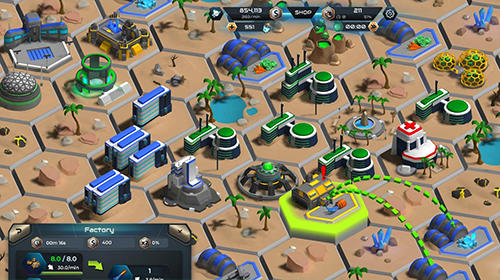 Galactic colonies para Android