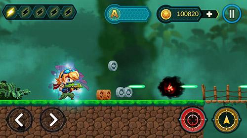 Metal soldiers: Shooting game Screenshot