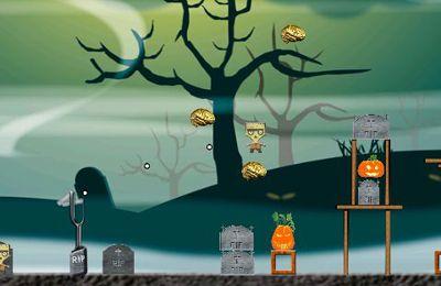 Arcade-Spiele: Lade Wütende Zombies am Start auf dein Handy herunter