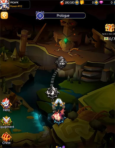 Summoners quest para Android