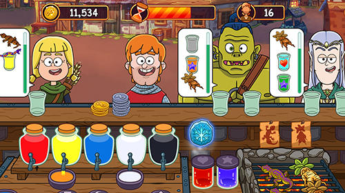 Potion punch for Android