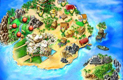 Juegos de agilidad mental: descarga Los tesoros de la isla de los secretos a tu teléfono