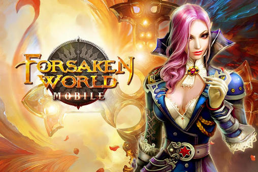 Forsaken world mobile MMORPG icône