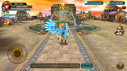 Barkost RPG screenshot 1
