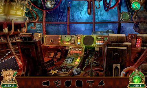 Abenteuer-Spiele The emerald maiden: Symphony of dreams für das Smartphone