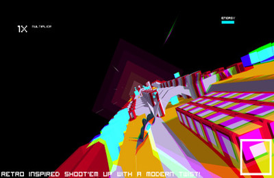 Shooter games: download Futuridium EP на iPhone