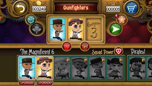 Simulator-Spiele: Lade Taschen Revolverhelden auf dein Handy herunter