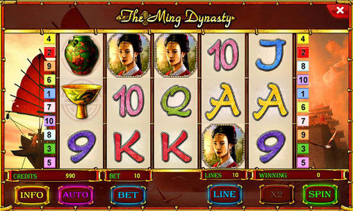 The Ming dynasty slot for Android