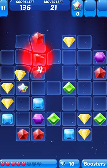 Arcade Jewel galaxy für das Smartphone