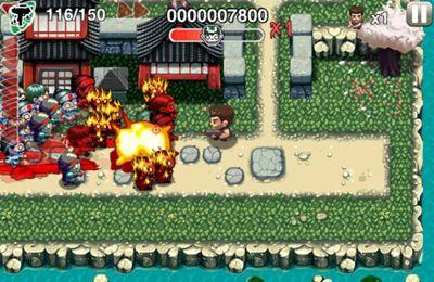 Screenshot Zombie-Epoche auf dem iPhone