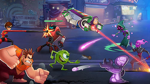 Disney heroes: Battle mode for Android