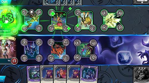 Kartenspiele Lightseekers auf Deutsch