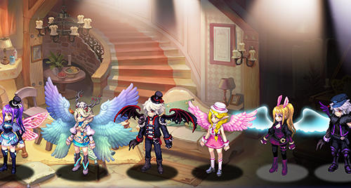 Song of the world: A beautiful yet dark fairy tale für Android