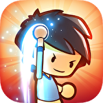 Swipe fighter heroes: Fun multiplayer fights Symbol