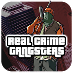 Real crime gangsters Symbol