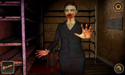 Zombie Invasion: Escape скриншот 1