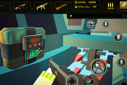 Survival strike force open world elite para Android