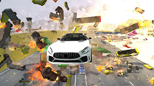 Hollywood stunts racing star Screenshot