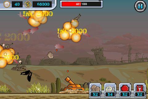 Arcade-Spiele: Lade HeliInvasion 2 auf dein Handy herunter
