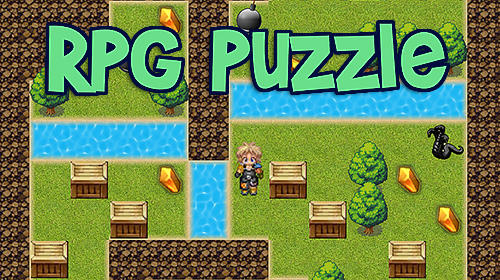 RPG パズル スクリーンショット1