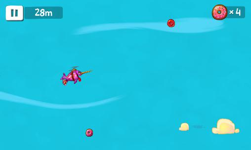 Sky whale captura de pantalla 1
