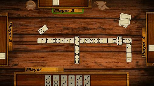 Brettspiele: spiel Domino für xDevice
