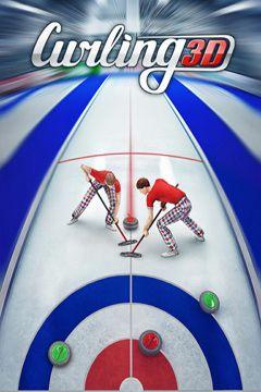 logo Curling 3D