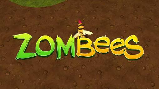 Zombees: Bee the swarm скриншот 1