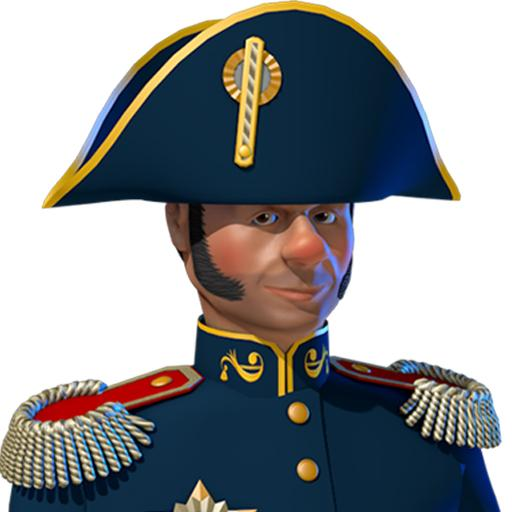 1812. Napoleon Wars TD Tower Defense strategy game іконка
