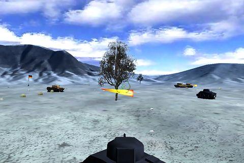 Simulator-Spiele: Lade Krieg mit dem Feind: Vergessene Panzer auf dein Handy herunter