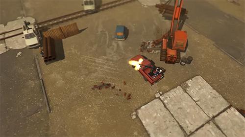 Actionspiele Tacticool für das Smartphone