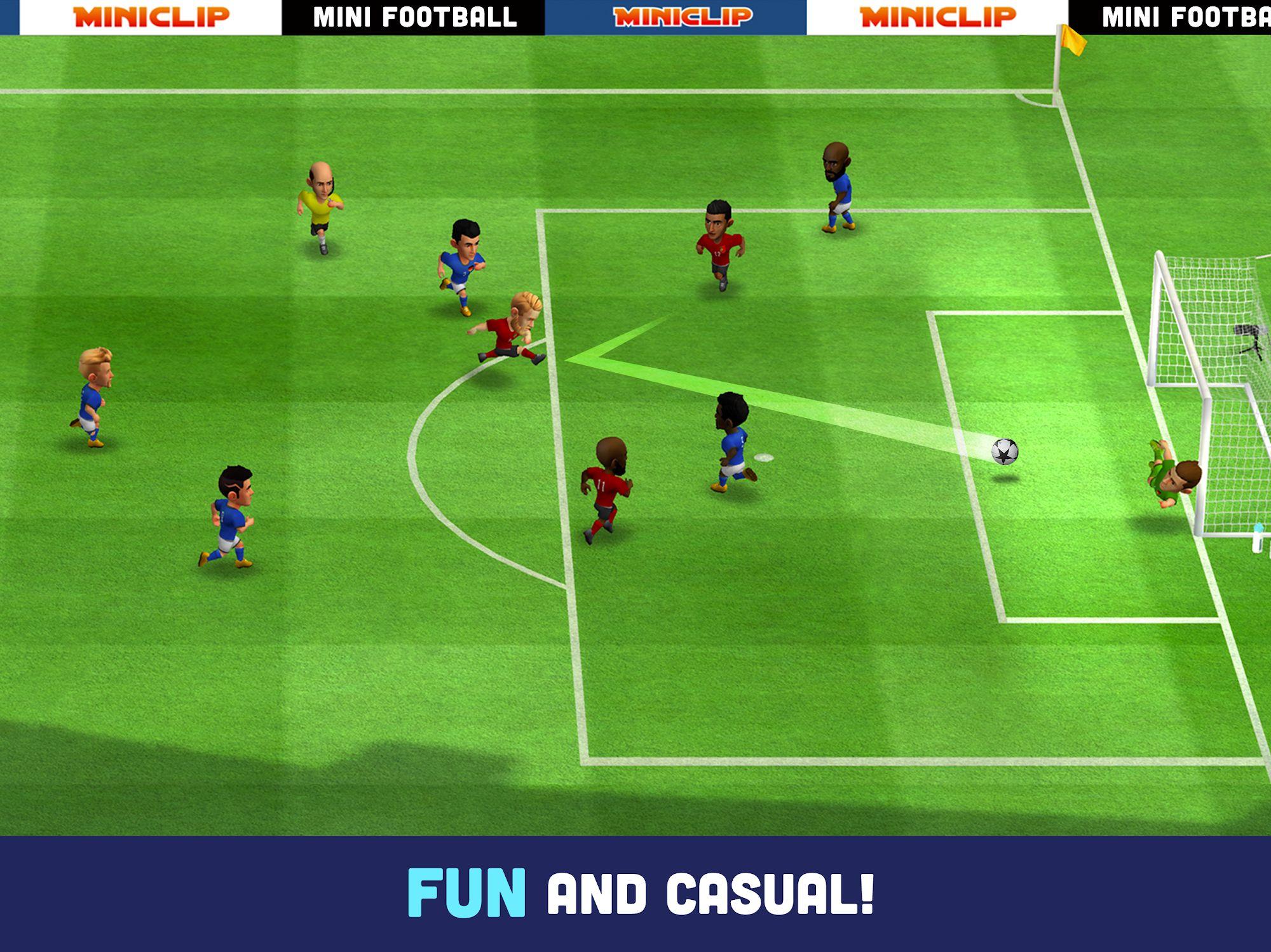 Mini Football pour Android