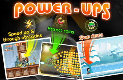 Arcade-Spiele: Lade Evolutionsreise auf dein Handy herunter