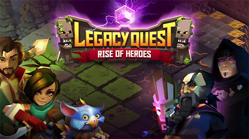 Legacy quest: Rise of heroes Symbol