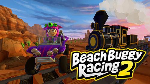 ビーチ・バッギー・レーシング 2 スクリーンショット1