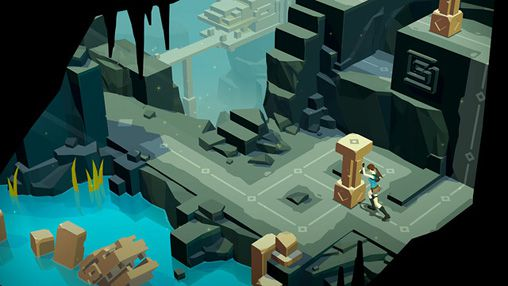 Lara Croft Go für iPhone