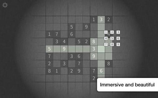 Logikspiele Sudoku for tablets by Puzzleboss für das Smartphone