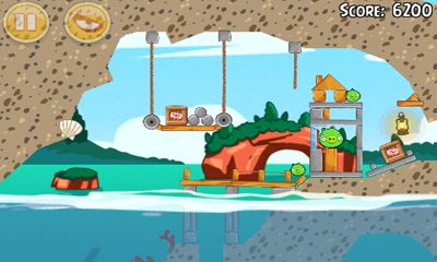 Angry Birds Seasons Piglantis! screenshot 4
