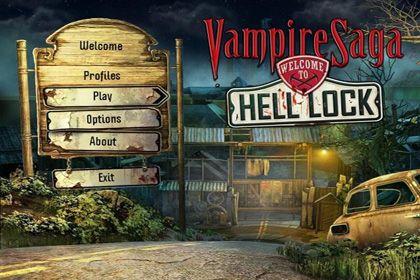 Abenteuer-Spiele: Lade Vampirgeschichte: Willkommen in Hell Lock auf dein Handy herunter