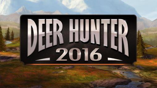 Deer hunter 2016 Screenshot