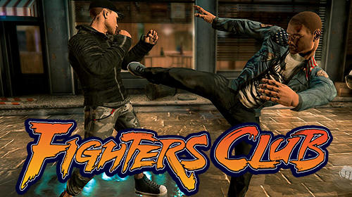 Fighters club screenshot 1
