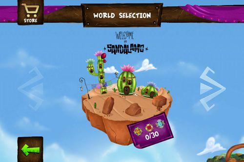 Arcade-Spiele: Lade Viva Sancho Villa auf dein Handy herunter