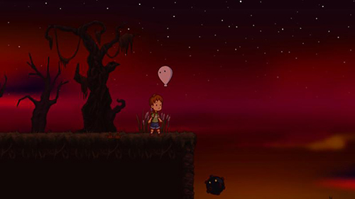 A boy and his blob screenshot 1