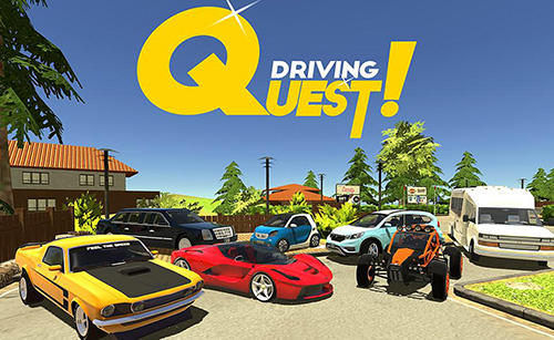 Driving quest! screenshots