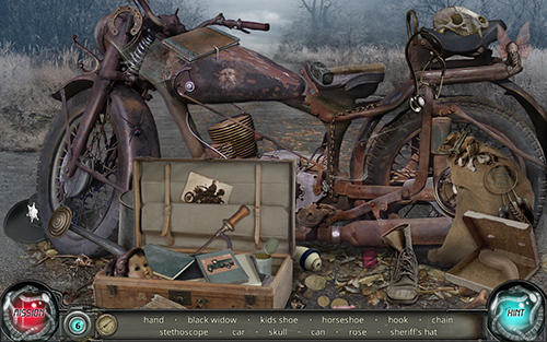 Time trap: Hidden objects Screenshot