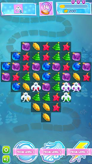 Merry Christmas: Match 3 para Android